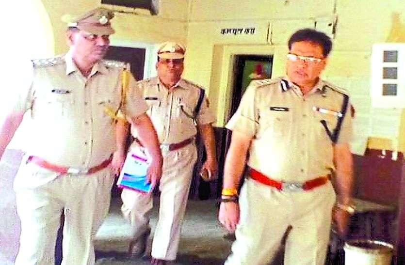 अलवर में बड़ा फेरबदल फुला न दे पुलिस की सांस, बदल गया पूरा पुलिस महकमा