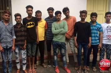 बांसवाड़ा : जन्माष्टमी पर देर रात हुए झगड़े में दोनों पक्षों ने लगाए मारपीट के आरोप, पुलिस ने 11 जनों को किया गिरफ्तार