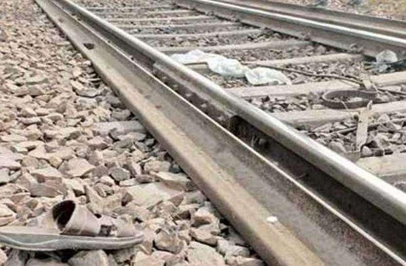 गायों को बचाने के लिए रेलवे पटरियों पर गया लेकिन हो गया ये हादसा