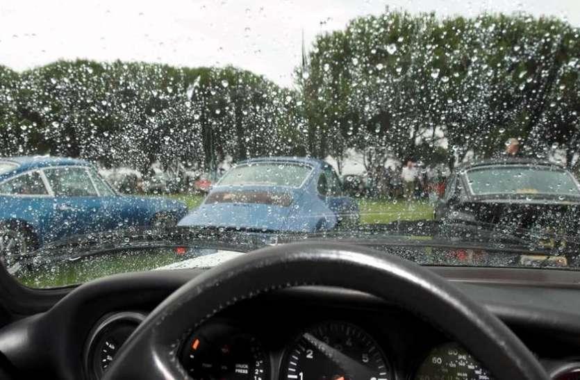 बारिश के मौसम में इस तरह रखें कार का ख्याल, न होगा एक्सीडेंट न खराब होगा इंजन