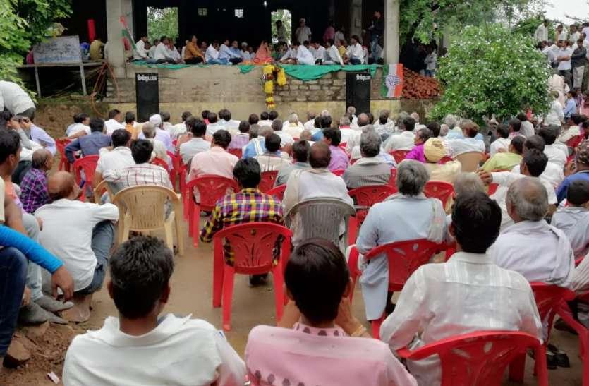 किसानों की महापंचायत में होगा राजनीतिक मंथन 110 गांवों के किसानों को घर घर दिया न्योता
