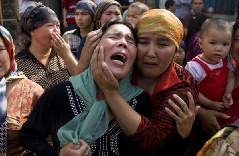 चीन में उइगुर मुस्लिमों पर हो रही ज्यादतियों पर इस्लामिक देशों ने चुप्पी साधी