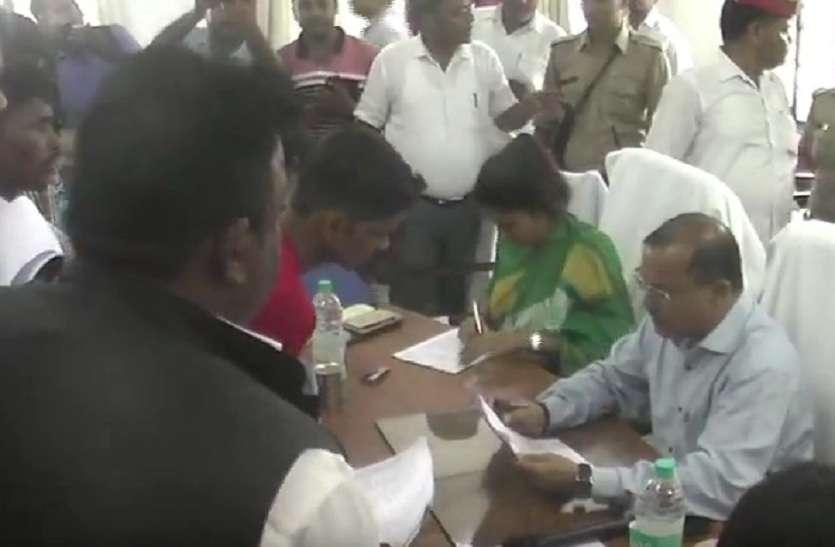 भाजपा नेताओं ने की पालिका घोटाले पर कार्रवाई की मांग, नगर पालिका में खुलेआम हो रही थी घपलेबाजी
