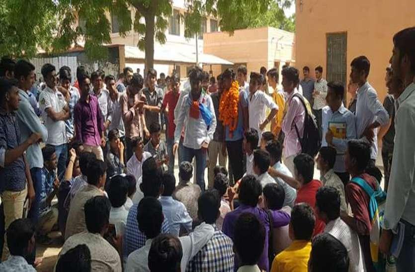छात्रसंघ चुनाव : कैंपस में उत्साह, मतदाता तय, आज होगा नामांकन