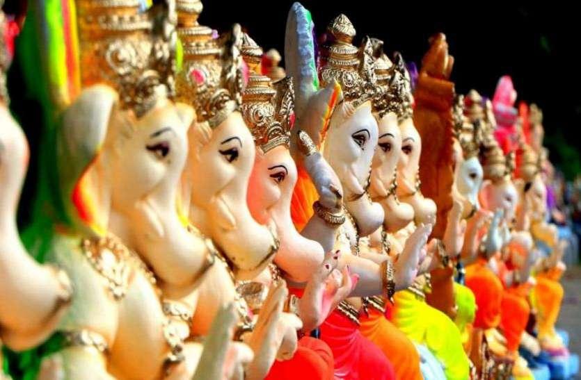 गणेश चतुर्थी 2018 में कब है, जानिए पूजा का शुभ महूर्त और तारीख