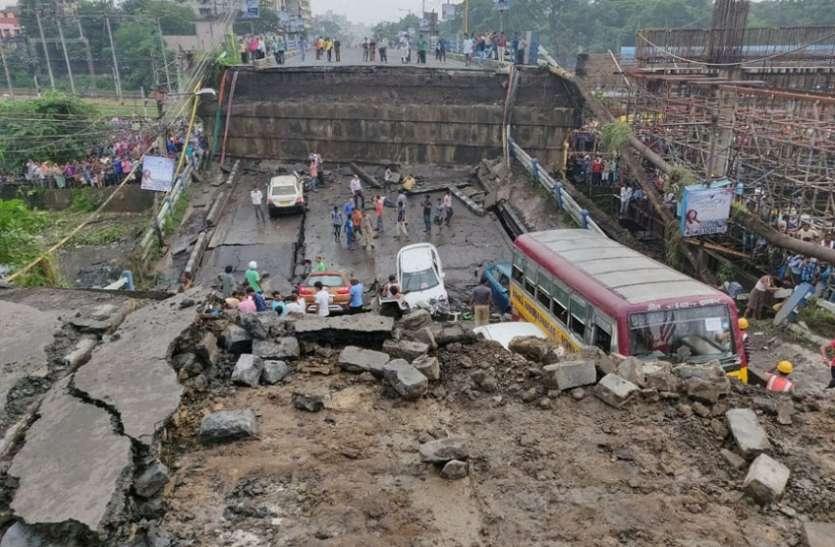 कोलकाता: भाजपा नेता रूपा गांगुली ने माझेरहाट पुल हादसे के लिए ममता सरकार को ठहराया जिम्मेदार