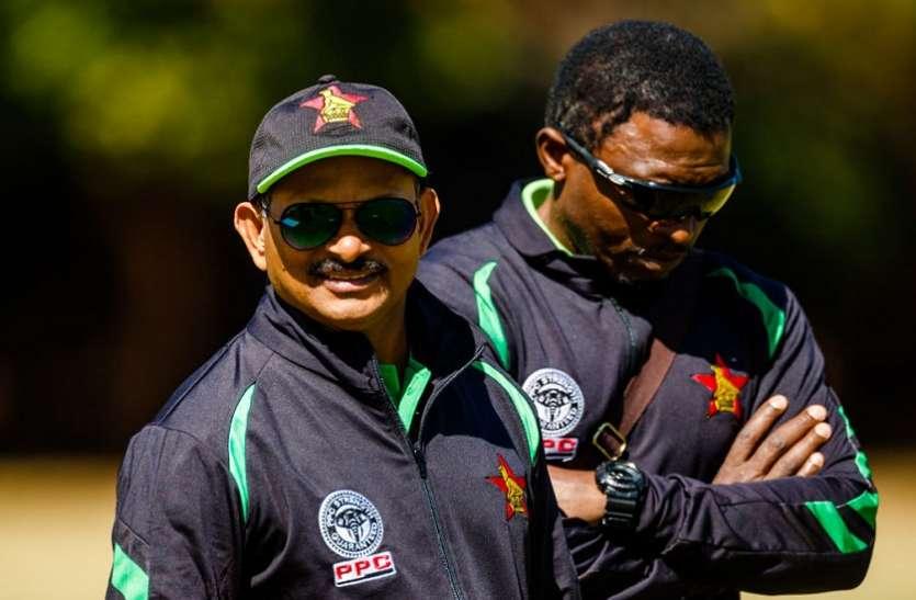 रणजी ट्रॉफी के रण में मिजोरम की ओर से खेलेगा जिम्बाब्वे क्रिकेट टीम के मुख्य कोच का बेटा