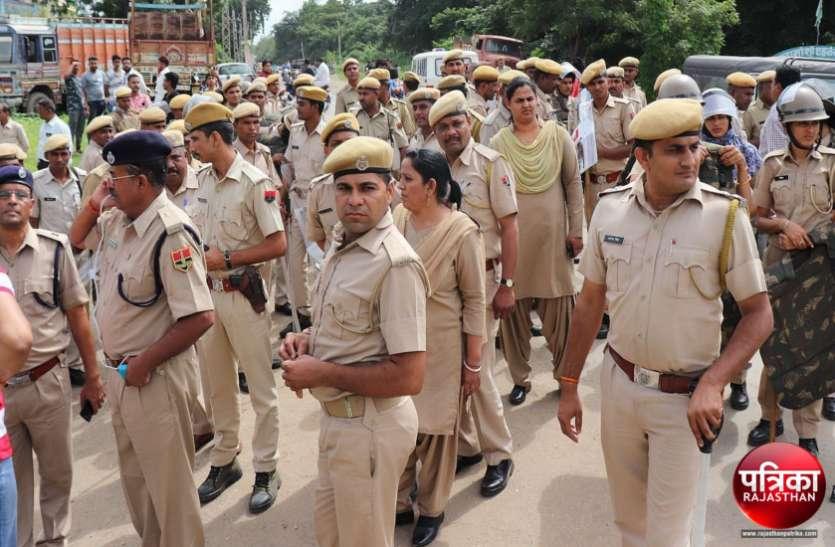 बांसवाड़ा तिहरा हत्याकांड : कोतवाली सीआई को पुलिस लाइन भेजा, आईजी ने दिए आदेश
