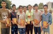 प्रतियोगिताओं में खिलाड़ी जीत के लिए दिखा रहे दम-खम