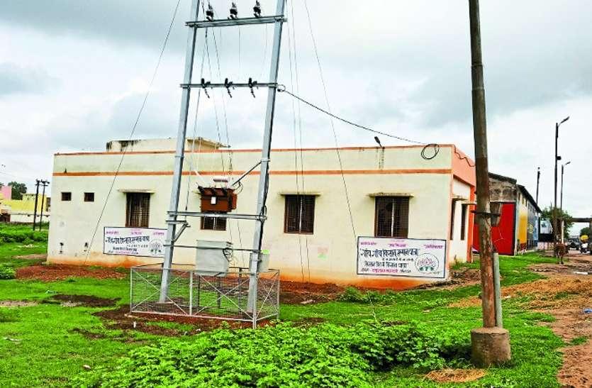 मिट्टी परीक्षण प्रयोगशाला भवन तैयार, मगर न मशीनें हैं न स्टाफ,परेशान हो रहे किसान