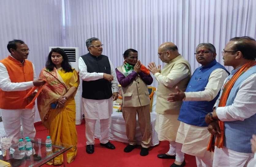 हास्य कवि डॉ. सुरेंद्र दुबे के बीजेपी में शामिल होने से बेमेतरा और दुर्ग से प्रबल दावेदारी की चर्चा