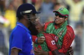 मुस्तफिजुर रहमान का आज जन्मदिन, अपने पहले ही मैच धोनी का रास्ता रोकने पर देने पड़े थे 50 फीसदी मैच फीस
