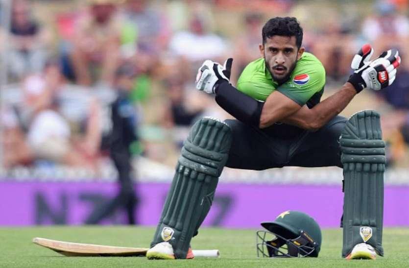 Asia cup 2018: 19 सितम्बर को होने वाले Ind vs Pak  मुकाबले से पहले हसन अली ने कहा लूंगा 10 विकेट