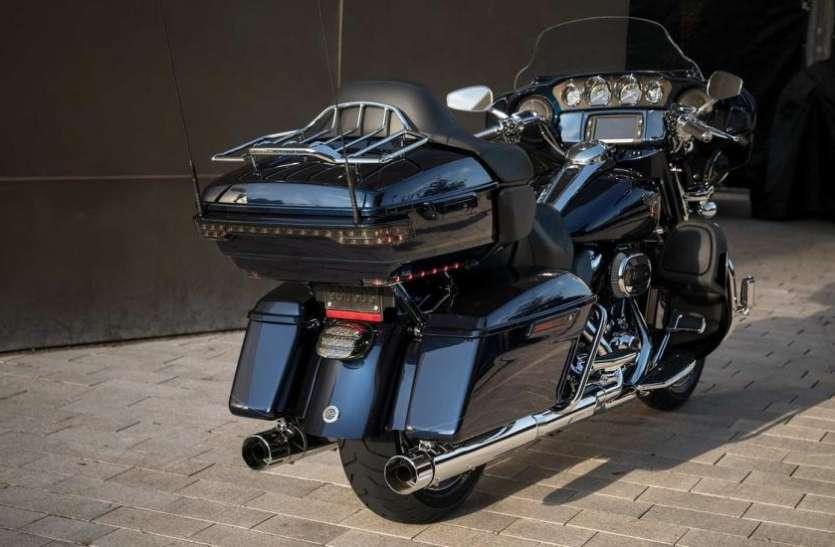 लग्जरी कार से भी ज्यादा हाइटेक फीचर्स से लैस है Harley Davidson की ये Bike