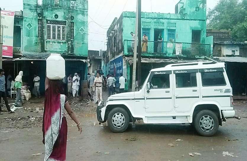 बड़ी खबर : सवर्णों की रैली पर जाटवों ने बरसाए पत्थर,हालत काबू से बाहर,मची भगदड़, See video