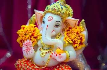 गणेश चतुर्थी: इस समय करें गणपति की स्थापना, ये है पूजा का शुभ मुहूर्त