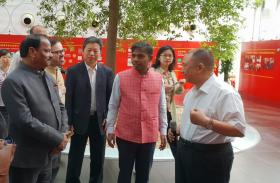 फूड प्रोसेसिंग के क्षेत्र में चीन की कंपनियां मिलकर काम कर सकती है-मुख्यमंत्री