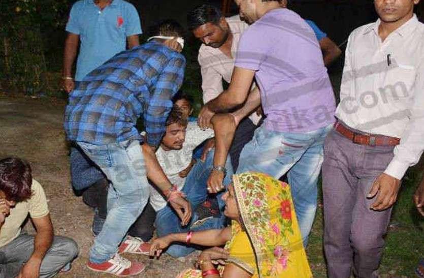भीलवाड़ा बरुन्दनी भाला मामला: अपनी मांगों पर अड़े मृतक बालक के परिजन, पोस्टमार्टम के लिए नहीं तैयार