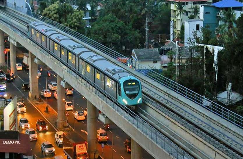 जयपुर मेट्रो का मौजूदा तकनीकी ढांचा ऑटोमैटिक ट्रेन ऑपरेशन के लायक नहीं
