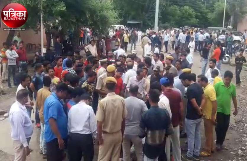 बांसवाड़ा तिहरा हत्याकांड : पिता और पुत्रों की दिनदहाड़े हत्या करने वाले चार आरोपी चित्तौडगढ़़ से गिरफ्तार