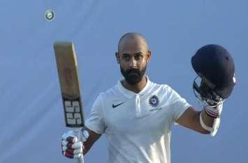 दलीप ट्रॉफी (फाइनल): निखिल गंगटा के शतक से इंडिया ब्लू ने खड़ा किया रनों का पहाड़