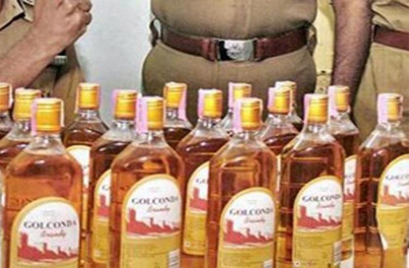 पेट्रोल की तरह हरियाणा से पंजाब को हो रही है शराब की तस्करी, रोक पाने में लाचारी महसूस कर रही पंजाब पुलिस