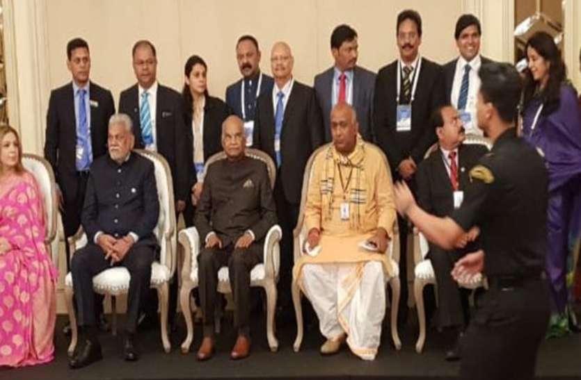 राष्ट्रपति के साथ विदेश यात्रा में शामिल हुए जोधपुर के दो उद्यमी, बुल्गारिया व प्राग के साथ विकसित करेंगे संबंध