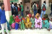 शामली पुलिस के खिलाफ महिलाओं का थाने में धरना, दारोगा पर लगाया गाली-गलौच का आरोप, देखें वीडियो