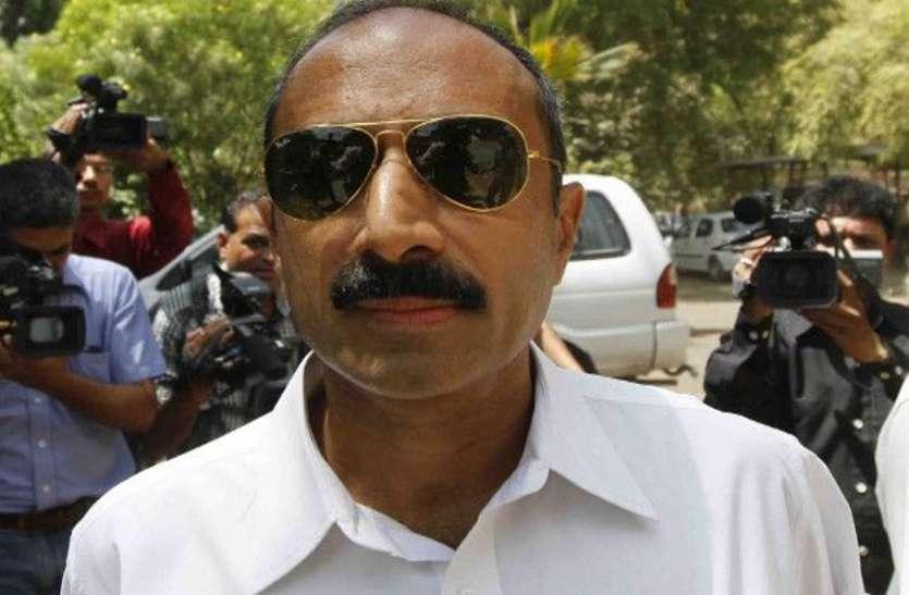 बर्खास्त आईपीएस संजीव भट्ट को जेल भेजा
