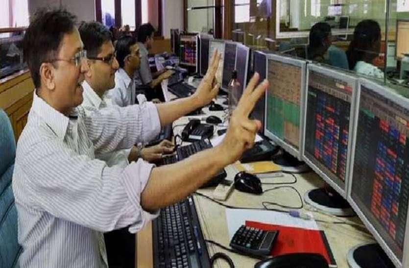 रुपए के आॅल टाइम लो के बीच शेयर मार्केट में आर्इ बहार, सेंसेक्स में 225 अंकों का उछाल