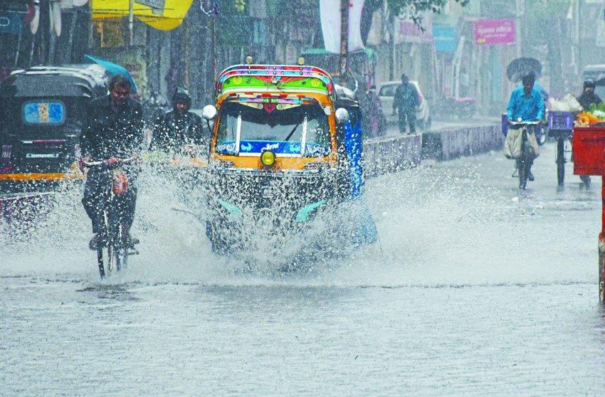 सूखे से जूझ रहे बुंदेलखंड के इस शहर में मानसून मेहरबान, 10 साल बाद भादों में सबसे ज्यादा बारिश