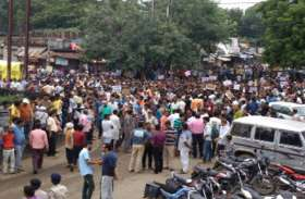 श्योपुर विधायक दुर्गालाल के आवास पर हंगामा कर लगाए नारे,पुलिस ने की शांति की अपील,देखे वीडियो