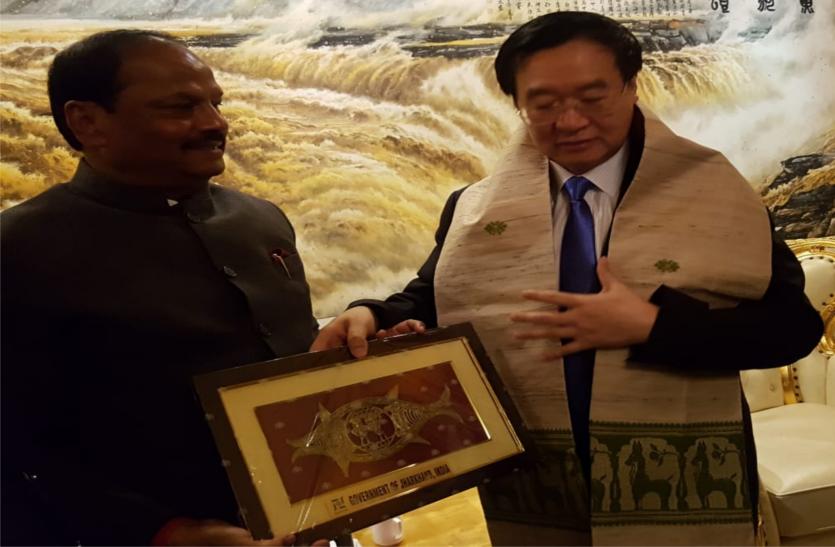 इटखोरी से शुरू हुई थी बुद्ध की आध्यात्मिक यात्रा,दर्शन लाभ लेने के लिए सीएम ने चीन के बौद्ध धर्मावलंबियों को किया आमंत्रित