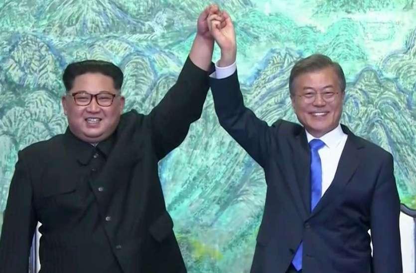 18 सितंबर को किम जोंग और  मून जे इन की प्योंगयांग में होगी मुलाकात
