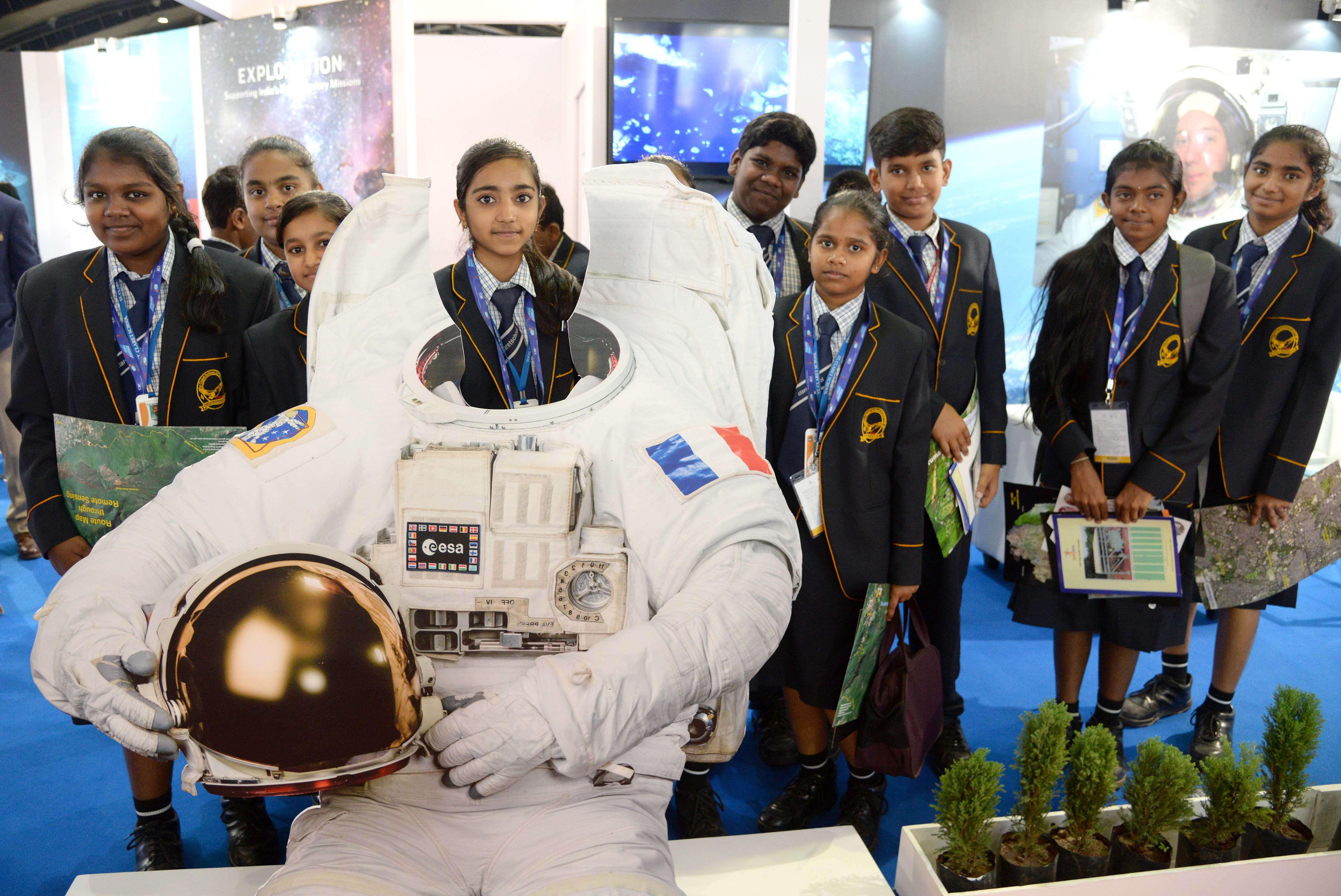bengaluru space expo