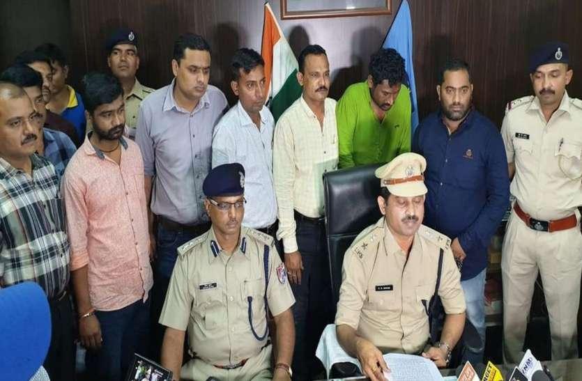 पौने दो करोड़ रुपए के आभूषणों के साथ दो शातिर चोर गिरफ्तार