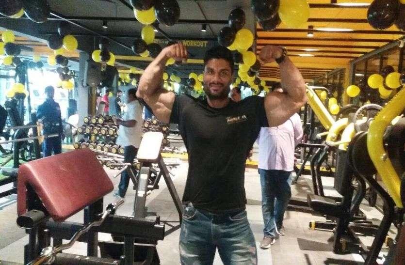 Mr. World Waeem Khan : Waseem Khan Reveals Secret Of His Muscular Body