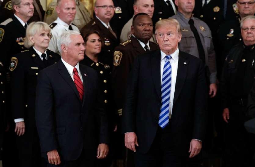 सट्टेबाजों का दावाः अमरीकी उपराष्ट्रपति माइक पेंस ने लिखा ट्रंप के खिलाफ अखबार में लेख