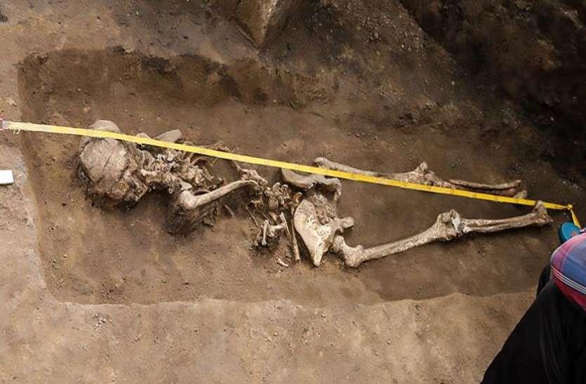 हाथ बांधकर दफनाई गई थी यह चुड़ैल, अवशेष को देखकर पुरातत्वविदों ने किया यह चौंकाने वाला खुलासा