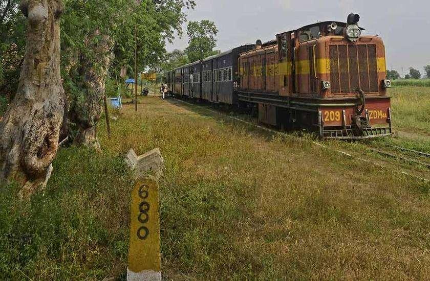 shakuntala express passenger