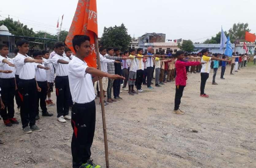 जिला स्तरीय क्रिकेट व तीरंदाजी प्रतियोगिता शुरू