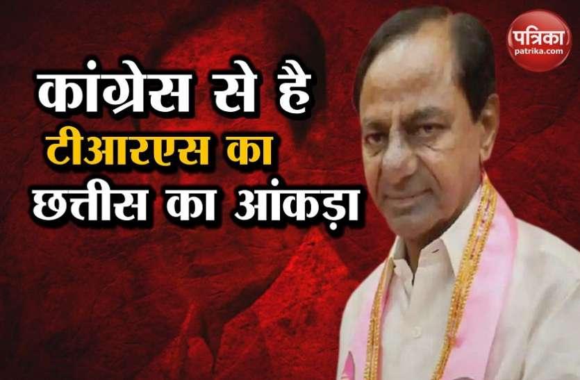...तो कांग्रेस को मात देने के लिए सीएम चंद्रशेखर राव ने विधानसभा चुनाव कराने का लिया फैसला