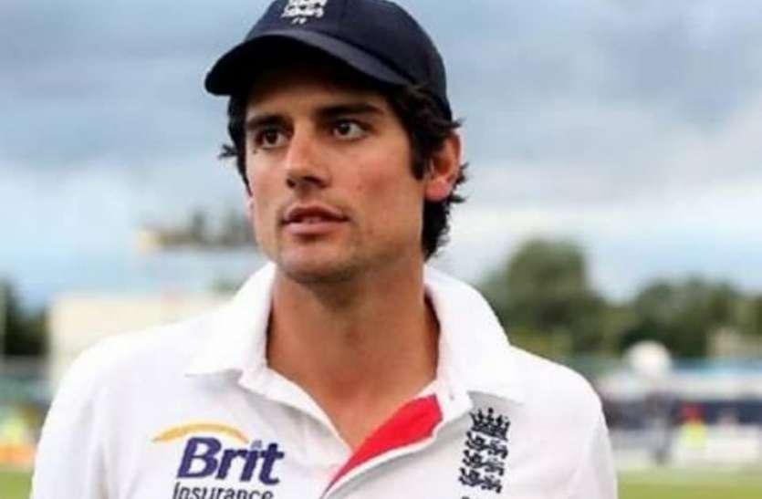 क्रिकेट के दिव्य खिलाड़ी ही नहीं बेहतरीन जेहन वाले इंसान भी हैं एलिस्ट कुक , पढ़ें कुक का क्रिकेट सफर