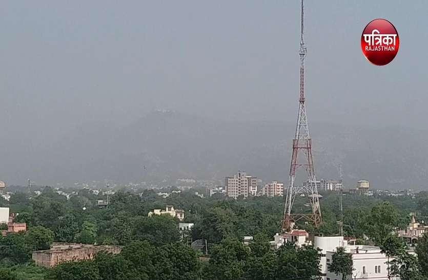 दिल्ली एनसीआर के प्रदूषण का असर अब राजस्थान के इस शहर में भी!...ऐसे हुए हालात