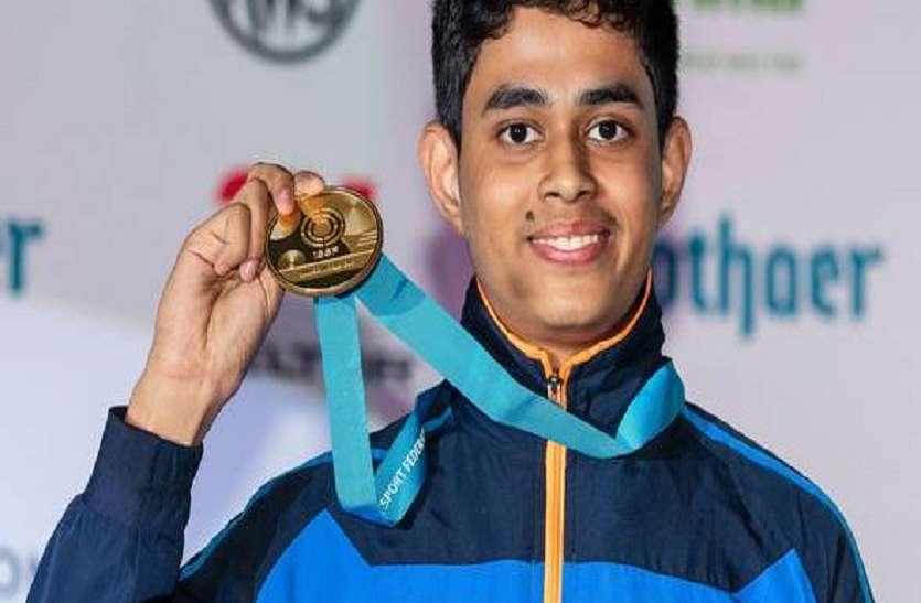 ISSF world Championship: हृदय हजारिका ने मारी बाजी, भारत के लिए जीता स्वर्ण पदक
