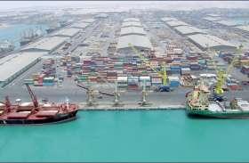 चीन आैर पाकिसतान के लिए बुरी खबर, एक माह में भारत को चाबाहार पोर्ट सौंपेगाा र्इरान