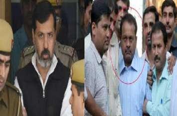 मुन्ना बजरंगी हत्याकांड में पूर्व सांसद धनंजय सिंह ने पुलिस को दिया बड़ा बयान