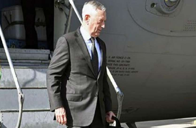 अचानक अफगानिस्तान पहुंचकर अमरीकी रक्षा मंत्री मैटिस ने चौकाया, बिगड़े हालात की लेंगे जानकारी