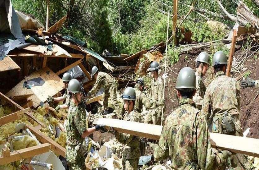 जापानः भूकंप से मृतकों की संख्या बढ़कर 18 हुई, बिजली आपूर्ति बहाल