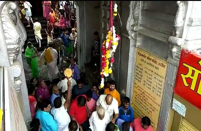 video : गोपाल मंदिर पर श्रीकृष्ण जन्मोत्सव के पांच दिन बाद होता है यह बड़ा आयोजन, देखें वीडियो...
